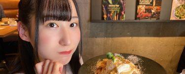 瀬戸山さくらのパンケーキ日和#02 【LATTE GRAPHIC (ラテ グラフィック)】編