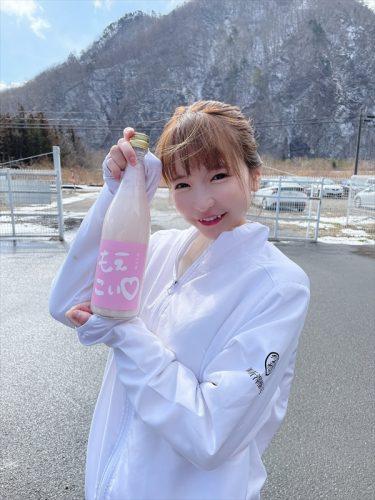 大食いアイドルもえのあずきが手がけた日本酒「もえこい」限定販売中!コメント到着&特典生配信も開催決定