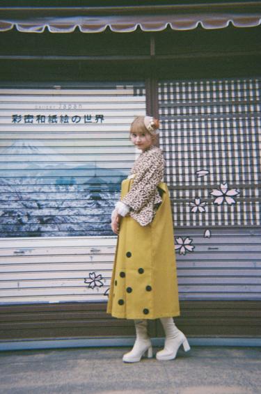 ももりんの日常フィルム#01〜初詣〜