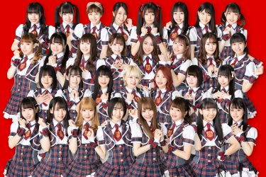 「AKIHABARAバックステージpass」から生まれた「バクステ外神田一丁目」2年ぶり待望のニューシングル8月3日発売決定!