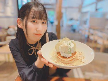 瀬戸山さくらのパンケーキ日和#06【J.S. PANCAKE CAFE編