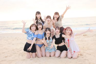 「純情のアフィリア」初のグラビアDVD、9/15発売決定!!かわいい&セクシーな魅力満点!