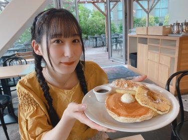 瀬戸山さくらのパンケーキ日和#08【 GARDEN HOUSE Shinjuk 】編