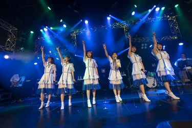 Gran☆Ciel、1st oneman live -Message!- 新宿ReNY にて開催!東名阪ツアーも発表!!