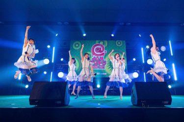 Gran☆Ciel 「夜明け Brand New Days」@JAM EXPO2020-2021 で堂々披露