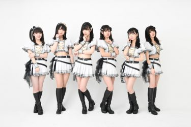 新メンバー3人が加入した「イケてるハーツ」11/9に2年ぶり待望のシングルリリース決定!!表題曲はPS4ソフトタイアップ曲!メンバーコメント到着!