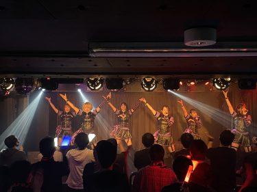 「Pretty Ashファーストワンマンライブ」セルフレポート by RURIKA